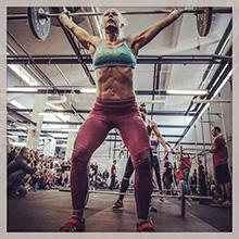 Sarah Lindasdatter Troelsen Krarup, fit as f*ck, CrossFit, Physical Movement, Sponsorat, Butchers, Regionals