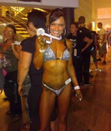 Michelle Lyster, Bodyfitness, sponsorat, Physical Movement, DBFF, Newcomers 2013, DM 2013, DM 2014