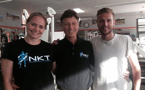 Annika Nielsen, mr. David Weinstock, Philip Tietze